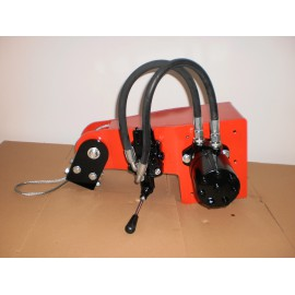 Hydraulic Winch with Manual Valve